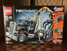 Technic - 9397 - Logging Truck