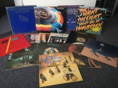 Collection 15 Electric Light Orchestra albums (ELO) Symphonic Rock