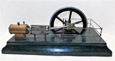 An, France (?) - Length 27 cm - Drive model for steam engine, 1st half of 20th century