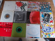 Nice Lot with 24 Punk and New Wave singles
