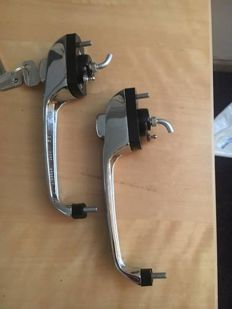 Maserati door handles, period 1968-1974, new old stock