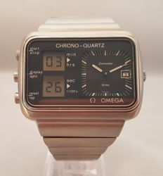 Omega Albatros - Men's watch - Olympic Games 1976