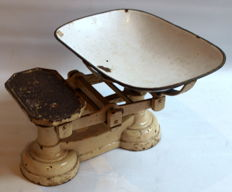 Cast iron pre-industrial scale
