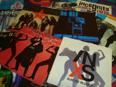 "We Love The '90s !!! II Big Pack: Collection of 50 7"" singles II Best of The 90's Classics II Inxs / 2 Unlimited / The KLF / Dr Alban / Mr Big / Seal / Scorpions / MC Hammer / Bryan Adams... And Many More!"