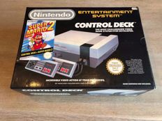 Nintendo - 1987 Brand new, new in box - unused NES, still in it's original factory packaging and seal.