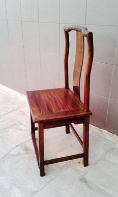Sex traditional Chinese Shanxi chairs – China – Late 20th century