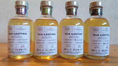 Riserva pomace brandy refined in 4 different Rum barrels - Hija Ilegìtima - Pellegrini