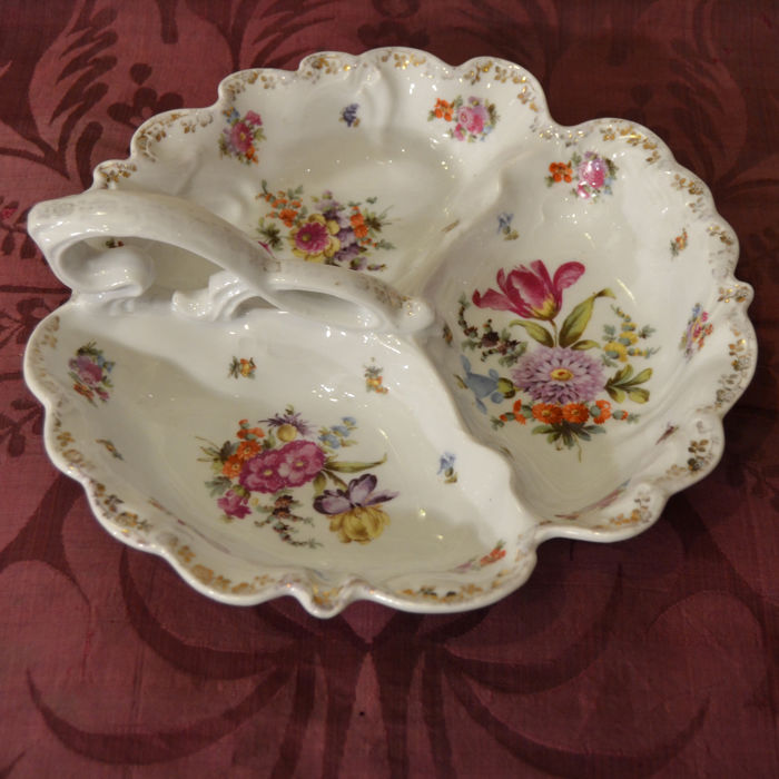 Royal Vienna Porcelain Appetizer Plate