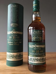 The Glendronach Revival 15 years old