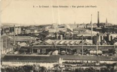 Factories interior /exterior FRANCE 62 x - including some of a weapons factory for WW 1 - 1900/1930