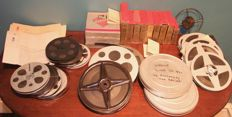 30 German WWII News and Propaganda Films 8mm and 16mm