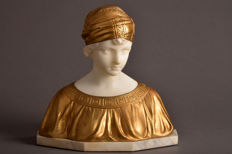 P. Balestra - Marble bust