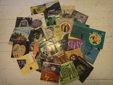 Neat set of  26 classical music and some opera pieces like: Caruso five verdi arias  etc...........