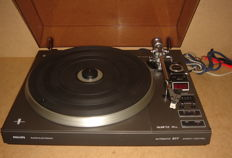 Philips turntable type: 977 Fully automatic