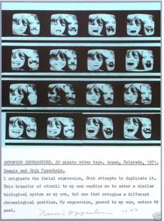 Dennis Oppenheim - Extended expressions