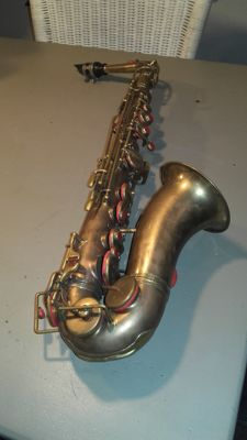 Saxophone, only for decoration