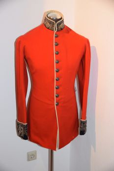 Deputy Lord Lieutenant of Yorkshire Uniform (Victorian Era)