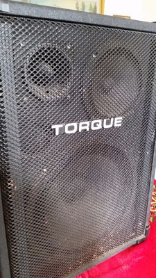 Torque HD 223 passive speaker - with Celestion cones