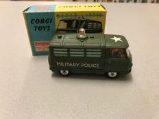 Corgi Toys - Scale 1/48 - Commer Van U.S. Police Military No.355