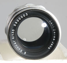 Carl Zeiss Jena Sonnar 4/135 M42 for e.g. Contax D
