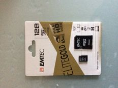128Gb mini SD card with adapter