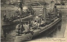 NAVY SHIPS France 83 x - most cruisers around WW 1 - 1910/1930