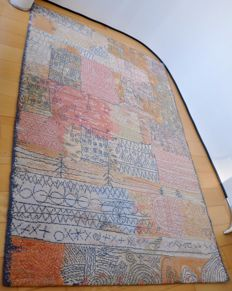 Paul Klee Design for Ege Axminster A/S - After the painting 'Florentinische Villenviertel', 1926 - model 80535 (200 x 140 cm)