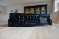 Blaupunkt San Remo SQM 29 classic stereo radio cassette player from the 80s.