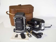Camera Mamiya C 220 Professional with accessories