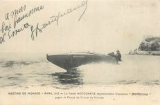Monaco - Monte and Carlo - batch of 60 old postcards