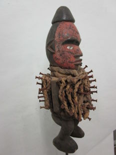 Fetish with nails YOMBE - Congo, 2nd half 20th century