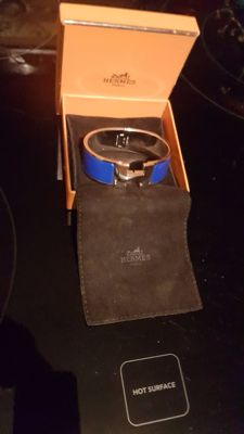 Hermes  bracelet as fine as there is unique STEEL 33 will fit any lady