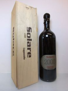 """2000 """"Solare"""" Igt Capannellex 1 Double Magnum 3.0 Liter with OWC"""