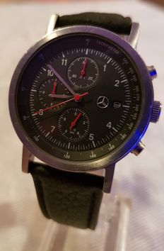 MERCEDES-BENZ - Chronograph watch for men Made in Switzerland - 2010
