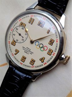 Omega - olympic games Berlin 1936 - Men - 1901-1949