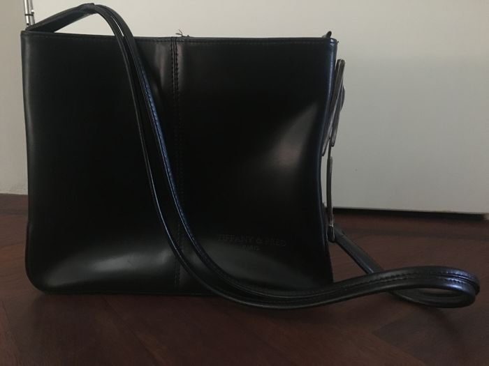 Tiffany & Fred Paris Shoulder Bag - *No Minimum Price*