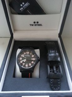 TW Steel DPDD edition watch (Dutch Porsche Drivers Day) - Limited Edition ( 071 / 100 )