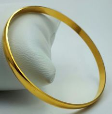 14/585 Ct yellow Gold ,  Diameter:6.5cm, Total weight:4.50g,*** no reserve price***