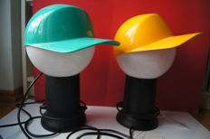 Giugiaro Design for Bilumen – Table lamp, Cap model ( 2x )