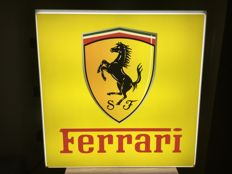 Light box - Ferrari - Italy