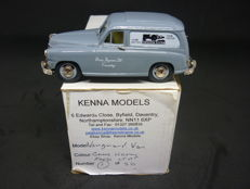 Kenna Models - Scale 1/43 - Standard Vanguard 'the Ferguson System'  Limited edition 1 of 50