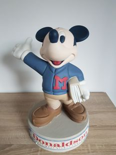 Disney, Walt - Mickey Mouse Donaldson Exclusive Company Statue