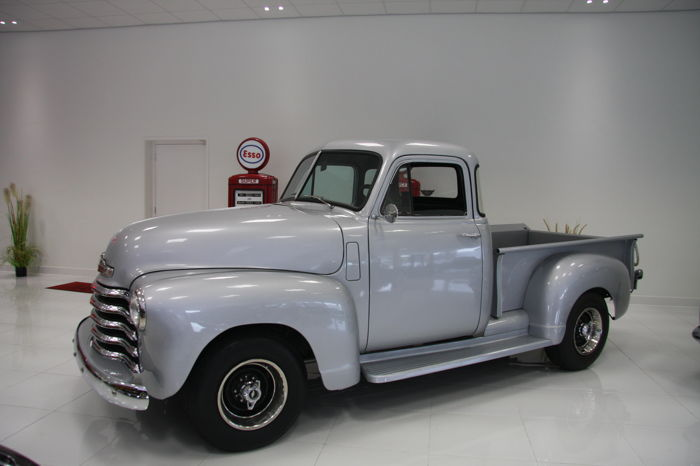 Chevrolet - 3100 Pick Up Stepside - 1953