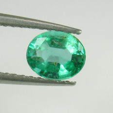 Emerald - 0.57 Ct - No Reserve Price