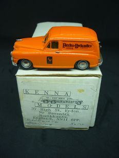 Kenna Models - Scale 1/43 - Standard Vanguard  'Electro Hydraulics'