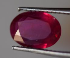 Ruby - 1.13 ct