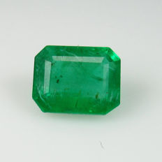 Emerald - 1.33 Ct - No reserve price