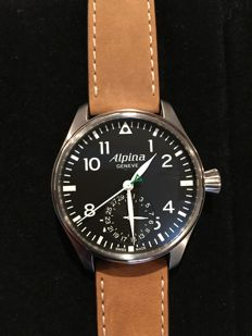 Alpina - Startimer Pilot Manufacture (N°39/50) - AL710B4S6 - Men's - 2011-today