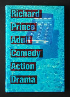 Richard Prince - Adult Comedy Action Drama - 1995