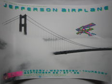 Jefferson Airplane at The Fillmore San Francisco 1989